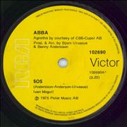 Click here for more info about 'Abba - SOS'