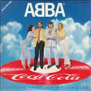 Click here for more info about 'Abba - Slipping Through My Fingers - EX'