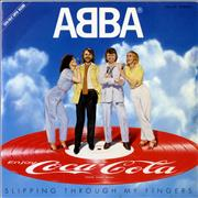 Click here for more info about 'Abba - Slipping Through My Fingers'