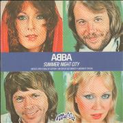 Click here for more info about 'Abba - Summer Night City - EX'