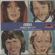 Click here for more info about 'Abba - Summer Night City'