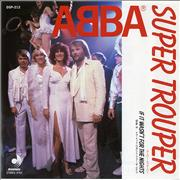 Click here for more info about 'Super Trooper - Translucent Vinyl'