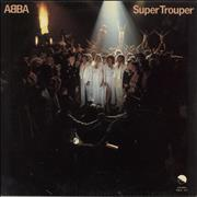 Click here for more info about 'Abba - Super Trouper - EMI label'