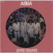 "Abba Super Trouper - Opened UK 7"" picture disc"