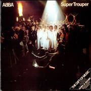 Click here for more info about 'Abba - Super Trouper - Saab Sleeve'