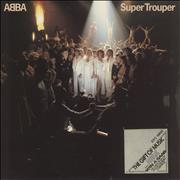 Click here for more info about 'Abba - Super Trouper - Saab Stickered'