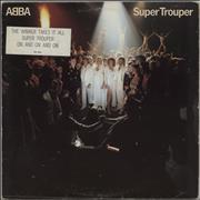 Click here for more info about 'Abba - Super Trouper - Stickered sleeve'