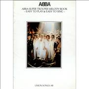 Click here for more info about 'Abba - Super Trouper Melody Book'