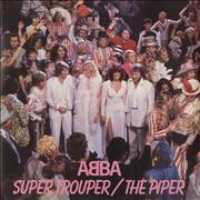 Click here for more info about 'Abba - Super Trouper - P/S - Inj'