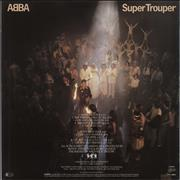 Click here for more info about 'Abba - Super Trouper - Saab'