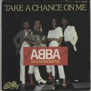Click here for more info about 'Take A Chance On Me - Wos'