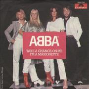 Click here for more info about 'Abba - Take A Chance On Me'