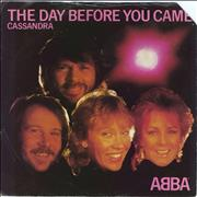 Click here for more info about 'Abba - The Day Before You Came'