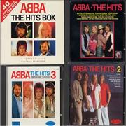 Click here for more info about 'Abba - The Hits Box - CD Box'