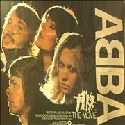 Abba The Movie UK poster Promo