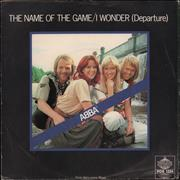 Click here for more info about 'Abba - The Name Of The Game'