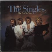 Click here for more info about 'Abba - The Singles - The First Ten Years - EX'