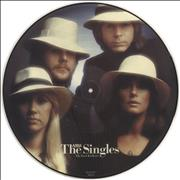 Abba The Singles UK picture disc LP