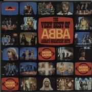 Click here for more info about 'The Very Best Of Abba'