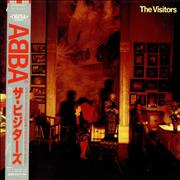 Click here for more info about 'Abba - The Visitors + Obi'