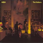 Click here for more info about 'Abba - The Visitors + merch insert'