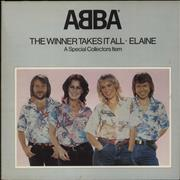 Click here for more info about 'Abba - The Winner Takes It All - Pop Up Sleeve'