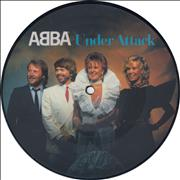 Click here for more info about 'Abba - Under Attack'