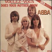 Click here for more info about 'Abba - Voulez Vous - Green Vinyl'
