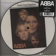 "Abba Voulez-Vous / Angel Eyes UK 7"" picture disc"