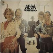 Click here for more info about 'Abba - Waterloo - 2nd'
