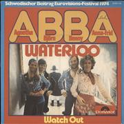 Click here for more info about 'Abba - Waterloo - EX'