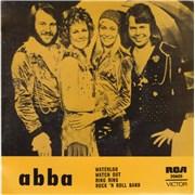 "Abba Waterloo EP Australia 7"" vinyl"