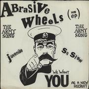 Click here for more info about 'Abrasive Wheels - The Army Song (ABW EP)'