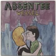 """Absentee Weasel UK 7"""" vinyl"""
