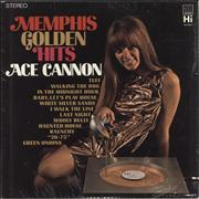 Click here for more info about 'Ace Cannon - Memphis Golden Hits'