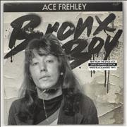 Click here for more info about 'Ace Frehley - Bronx Boy - White & Black Vinyl - Sealed'