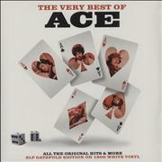 Click here for more info about 'Ace - The Very Best Of Ace - 180gram White Vinyl'