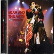 Click here for more info about 'Adam & The Ants - ANThology'