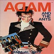 Click here for more info about 'Adam & The Ants - Annual 1983'