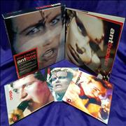 Click here for more info about 'Adam & The Ants - Antbox'