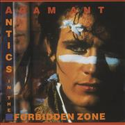Click here for more info about 'Adam & The Ants - Antics In the Forbidden Zone'