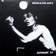 Click here for more info about 'Adam & The Ants - Antmusic EP'
