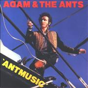 Click here for more info about 'Adam & The Ants - Antmusic'