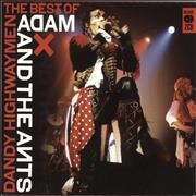 Click here for more info about 'Adam & The Ants - Dandy Highwaymen: The Best Of Adam & The Ants'