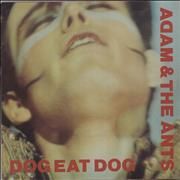 Click here for more info about 'Adam & The Ants - Dog Eat Dog - Solid + Sleeve'