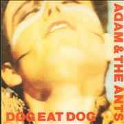 Click here for more info about 'Adam & The Ants - Dog Eat Dog'