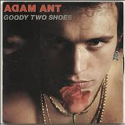 Click here for more info about 'Adam Ant - Goody Two Shoes'