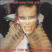Click here for more info about 'Adam & The Ants - King Of The Wild Frontier'