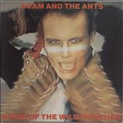 Click here for more info about 'Adam & The Ants - Kings Of The Wild Frontier + Catalogue'