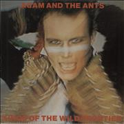 Click here for more info about 'Adam & The Ants - Kings Of The Wild Frontier + Catalogue - EX'